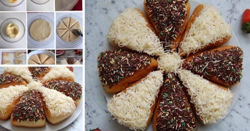contoh usaha makanan unik donut pizza