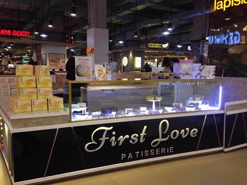 toko roti di semarang first love